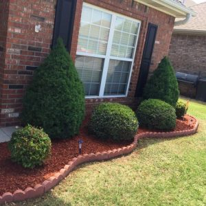 Flowerbed Design and Installation
